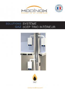Solutions Gaz – Système 3CEP