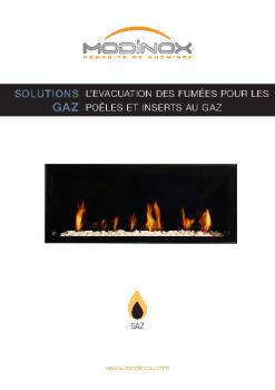 Solutions Gaz – Évacuation des Fumées