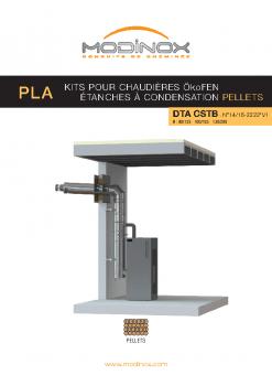 PLA – Kits pour Chaudières ÖkoFEN