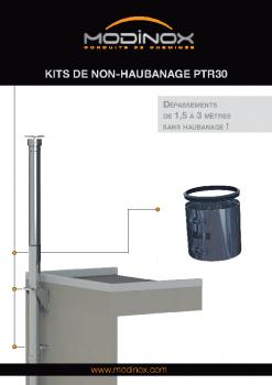 Kits de Non Haubanage PTR30