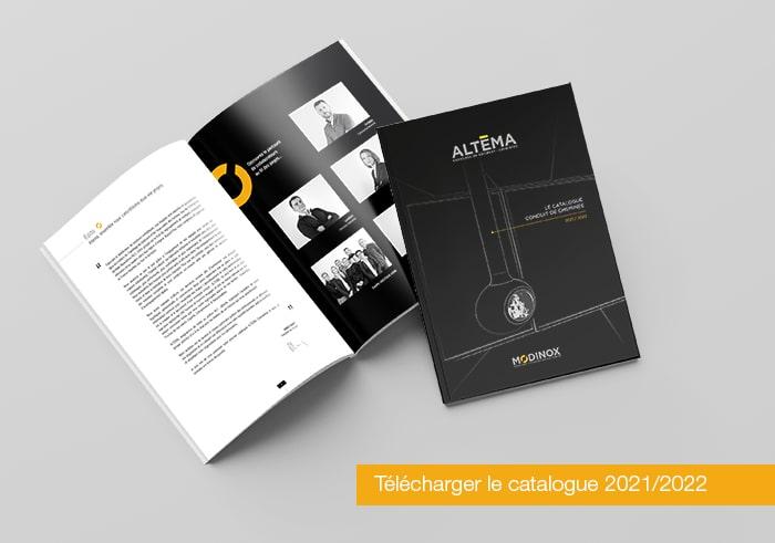 Couverture catalogue Altema